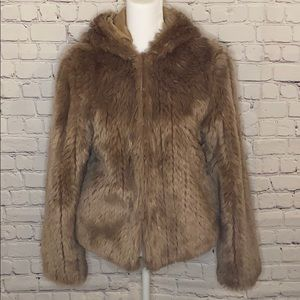 Spiegel sz SM Golden Brown Teddy Bear Coat